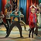 Melissa Rauch and Kunal Nayyar in The Big Bang Theory (2007)