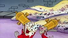 Fire Dogs/Stimpy's Storybook Land: The Littlest Giant