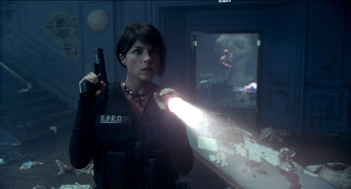 Selma Blair in Hellboy II: The Golden Army (2008)