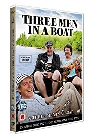 Three Men in a Boat Poster - TV Show Forum, Cast, Reviews