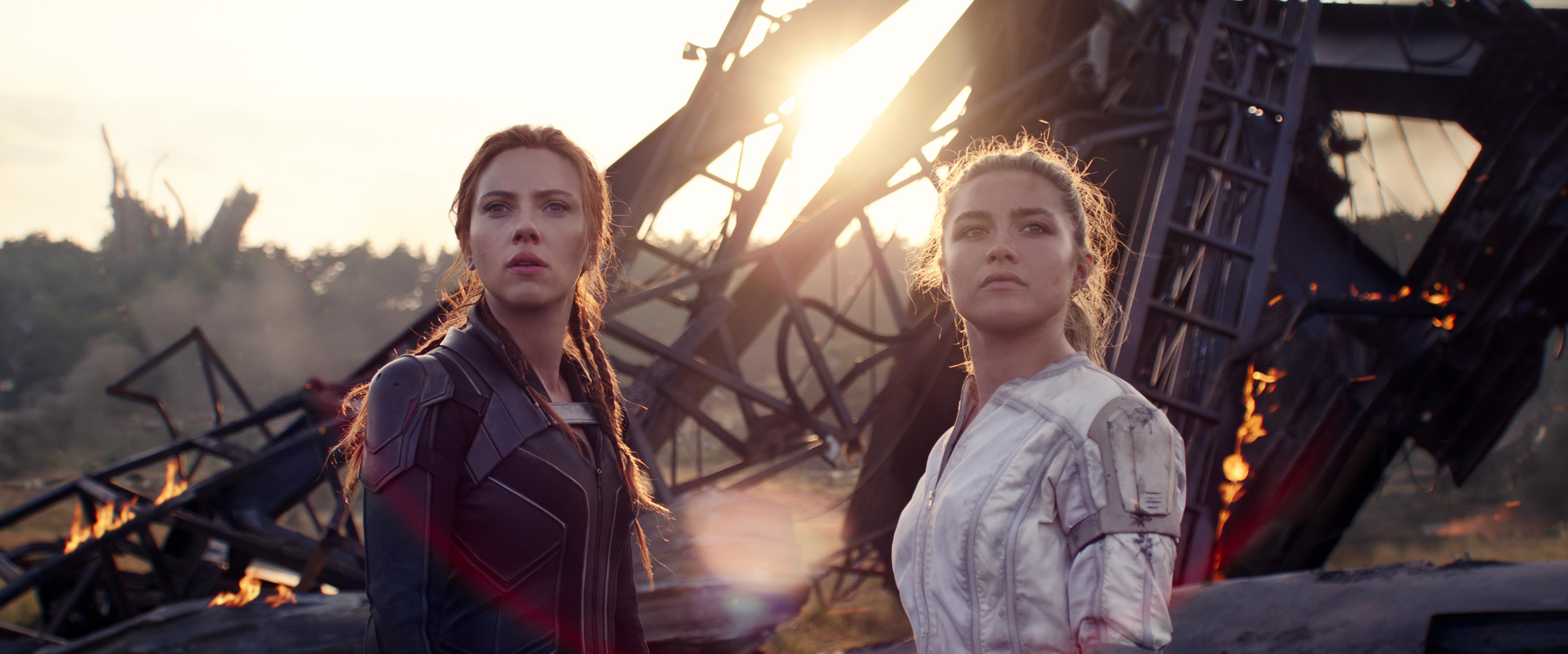 Review Phim Black Widow