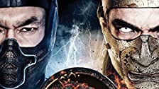Liu Kang and Kung Lao Meet on the Battlefield