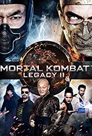 Liu Kang and Kung Lao Meet on the Battlefield Poster