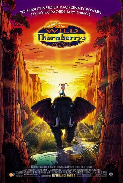 The Wild Thornberrys Movie (2002) WEBRip 480p, 720p & 1080p