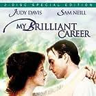 Sam Neill and Judy Davis in My Brilliant Career (1979)