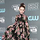 Mckenna Grace at an event for The 23rd Annual Critics' Choice Awards (2018)
