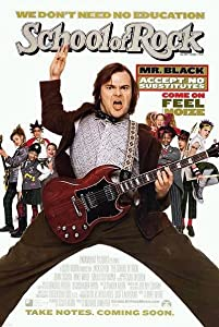 The School of Rock by David Silverman