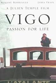 Vigo: A Passion for Life Poster