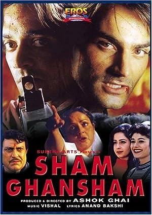 Chandrachur Singh Sham Ghansham Movie