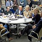 Harrison Ford, Diane Keaton, Matt Malloy, Arden Myrin, John Pankow, and Rachel McAdams in Morning Glory (2010)
