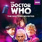 Tom Baker, William Hartnell, Jon Pertwee, and Patrick Troughton in Doctor Who: The Doctors Revisited (2013)