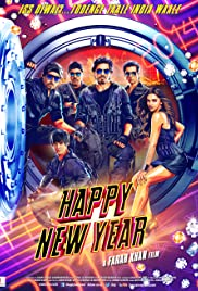 Happy New Year (2014) Poster - Movie Forum, Cast, Reviews