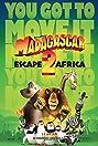 Madagascar: Escape 2 Africa (2008) Poster