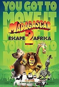 Primary photo for Madagascar: Escape 2 Africa