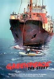 L'aventure Greenpeace Poster
