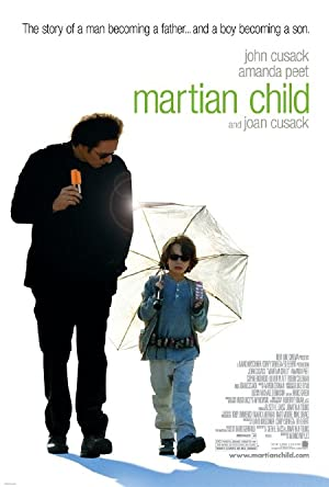 Martian Child Poster Image