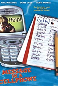 Message in a Cell Phone Poster - Movie Forum, Cast, Reviews