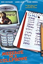 Primary image for Message in a Cell Phone