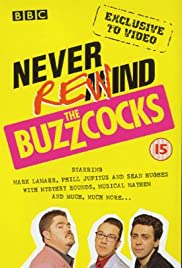 Never Rewind the Buzzcocks Poster