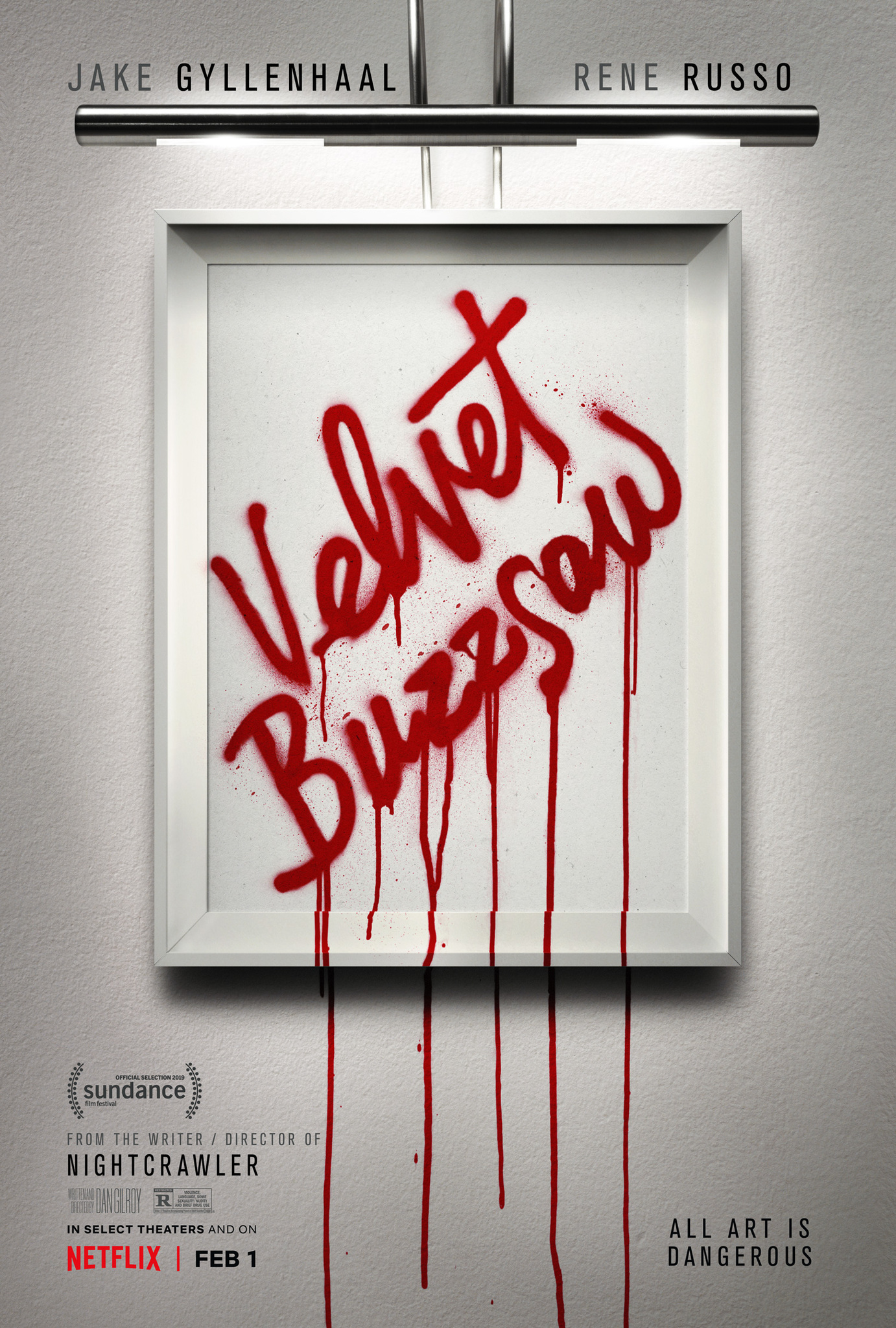 Image result for velvet buzzsaw poster