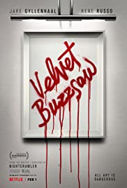 Image result for Velvet buzzsaw movie poster