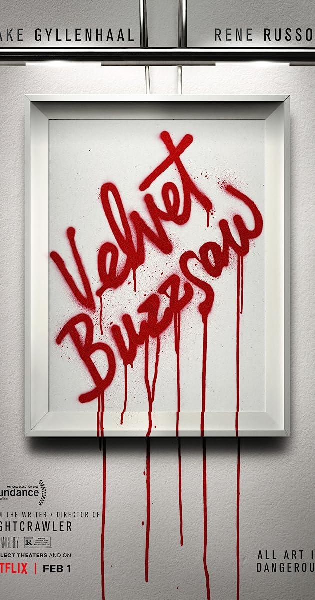 Subtitle of Velvet Buzzsaw
