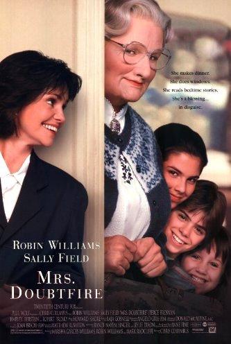 Mrs Doubtfire 1993 Imdb