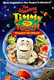 The Adventures of Timmy the Tooth: Timmy in Space Poster