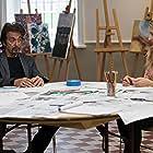Al Pacino and Nina Arianda in The Humbling (2014)