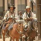 Steve Zahn and Karl Urban in Comanche Moon (2008)