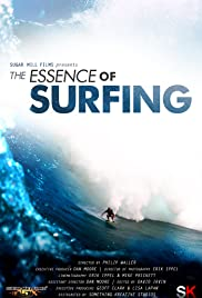 The Essence of Surfing Poster