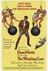 The Wrecking Crew (1968) Poster - Movie Forum, Cast, Reviews