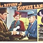 Ray Milland, Gertrude Michael, and Guy Standing in The Return of Sophie Lang (1936)