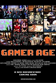 Primary photo for Gamer Age