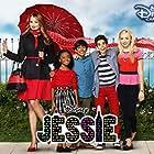 Peyton List, Cameron Boyce, Skai Jackson, Debby Ryan, and Karan Brar in Jessie (2011)