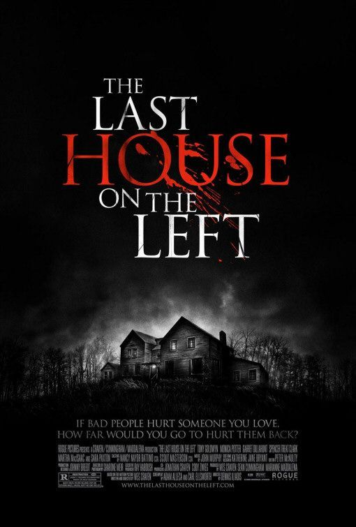 Paskutinis namas kairėje / The Last House on the Left (2009)