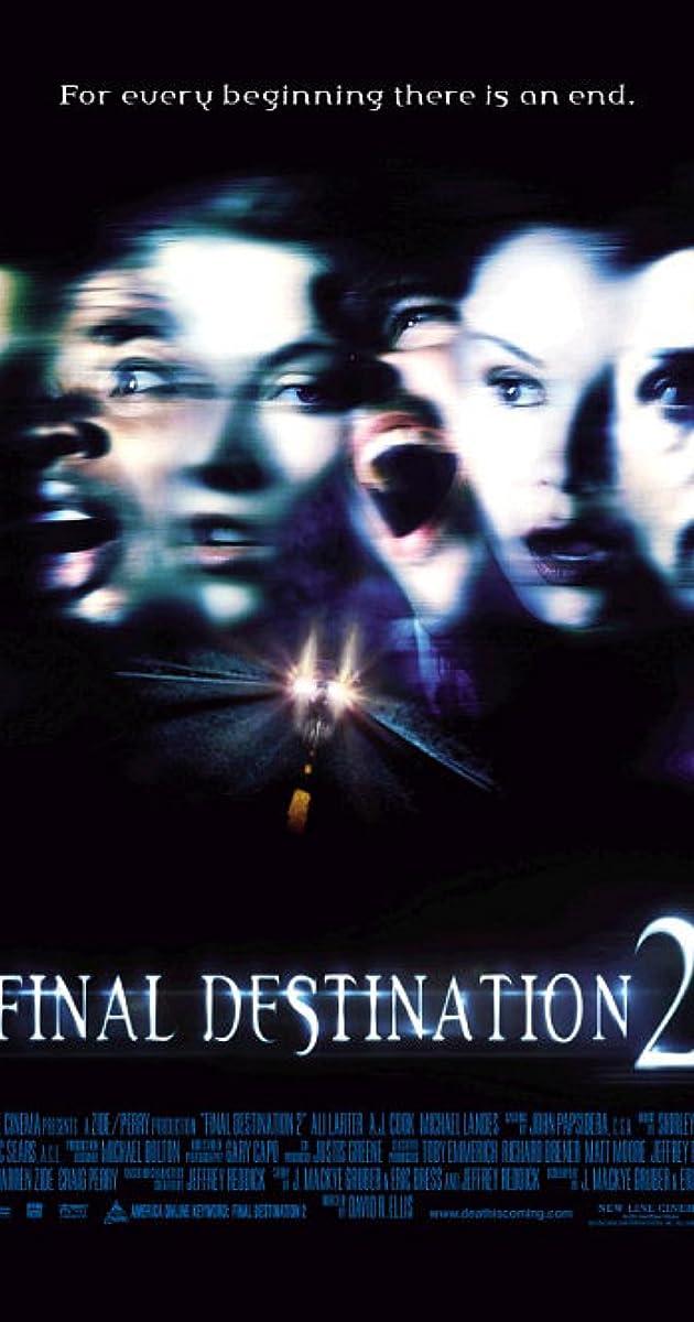 Final destination 4 scene of sexuality