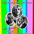 Ben Gazzara, Anna Magnani, and Totò in Risate di gioia (1960)