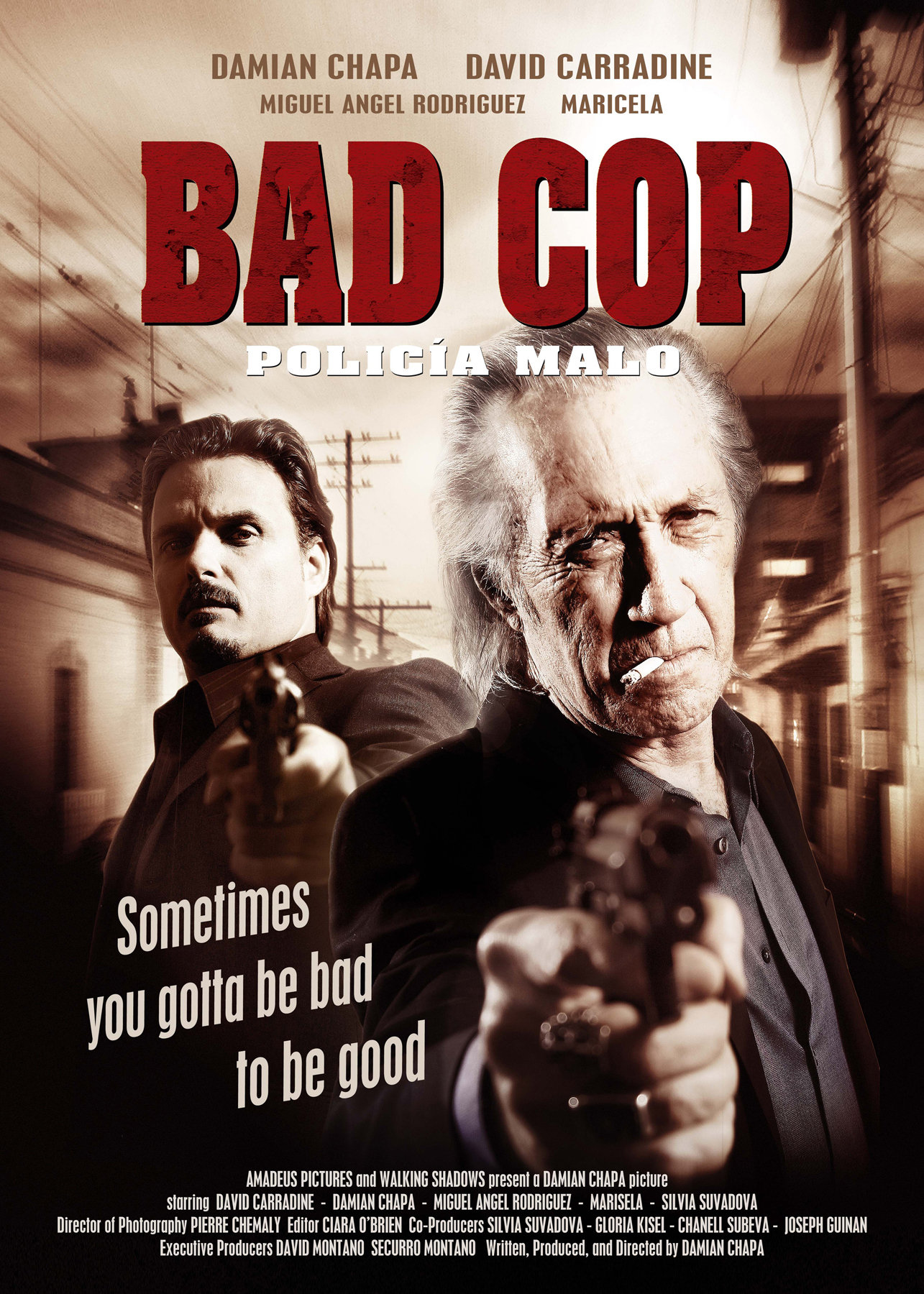 Bad Cop on FREECABLE TV