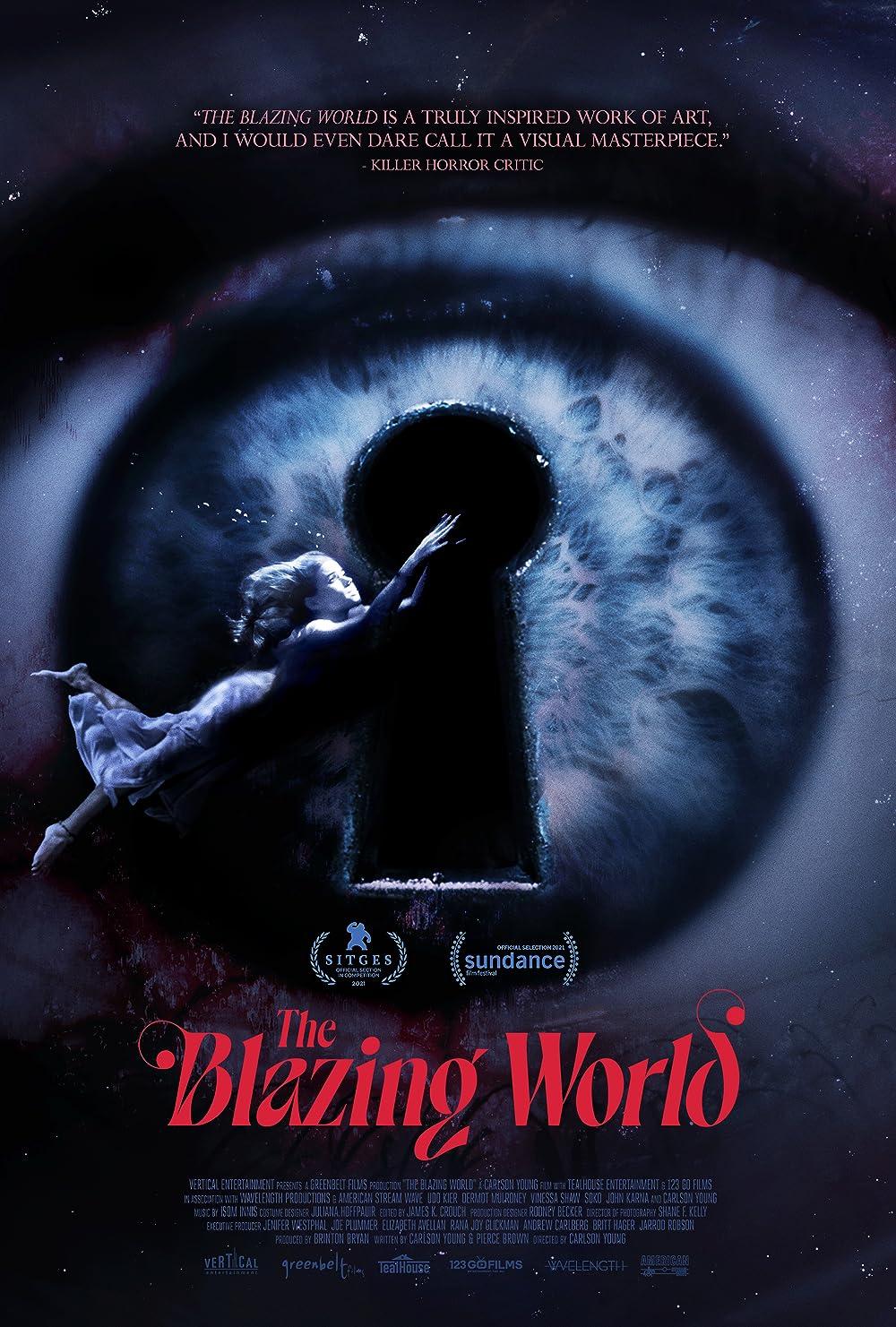The Blazing World 2021 English 480p HDRip 301MB Download