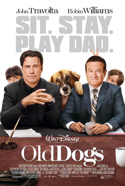 ดูหนังออนไลน์ Old Dogs (2009)