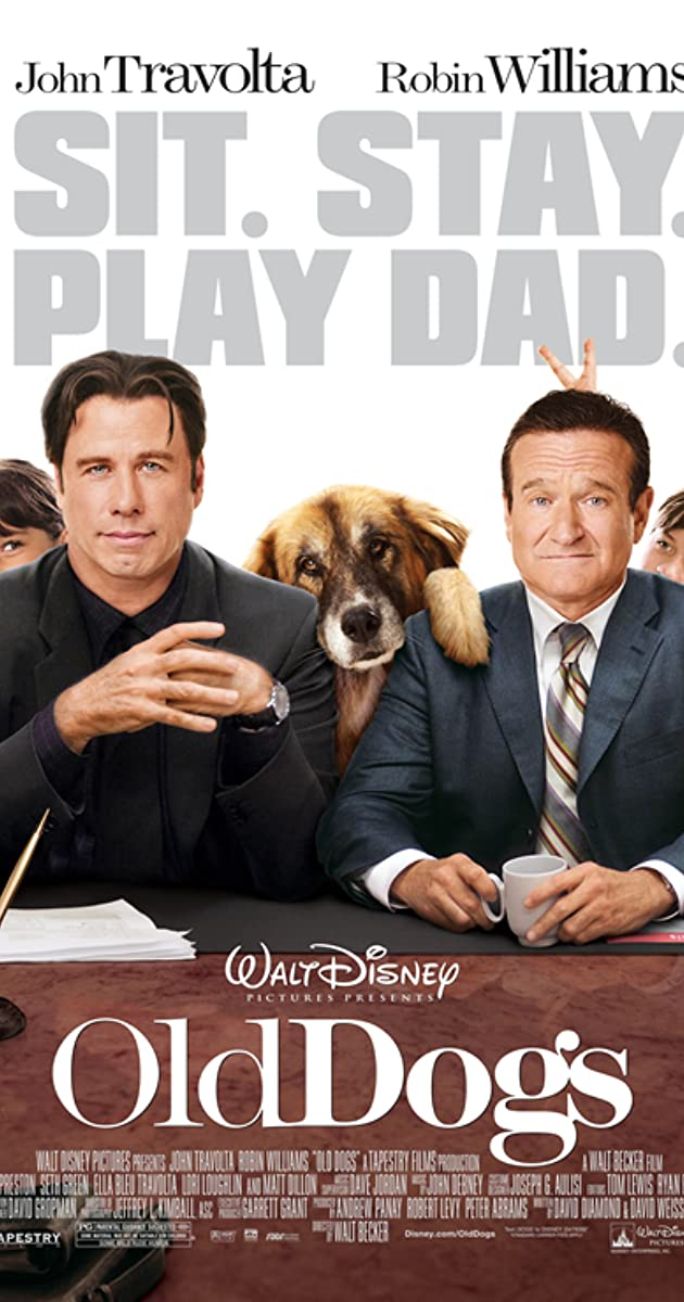Watch Full HD Movie Old Dogs (2009)
