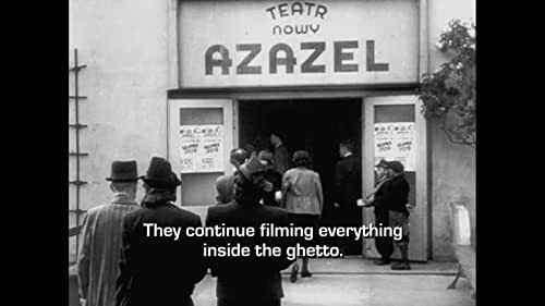 A documentary on a Nazi-produced film about the Warsaw Ghetto.