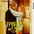 Jane Fonda and Robert Redford in Barefoot in the Park (1967)