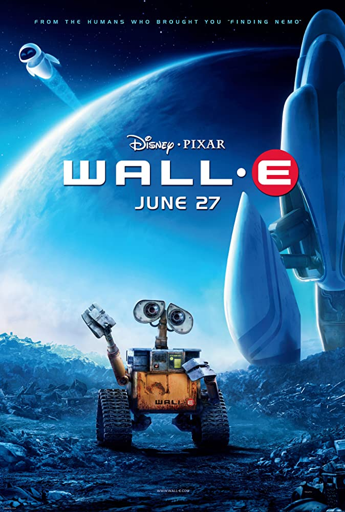 WALL·E 2008 Hindi Dual Audio 480MB BluRay ESubs Download