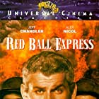 Sidney Poitier, Jeff Chandler, and Alex Nicol in Red Ball Express (1952)