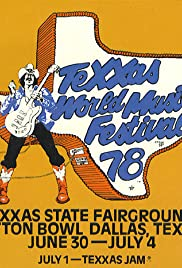 Texxas Jam '78 Poster