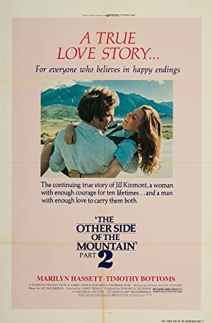 Where to stream The Other Side of the Mountain: Part II