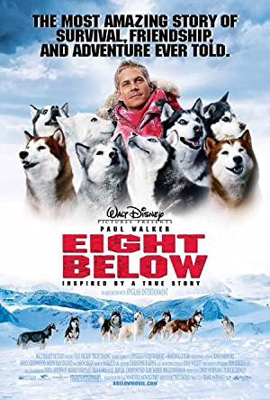 Kutup Macerası – Eight Below izle