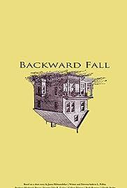 Backward Fall Poster